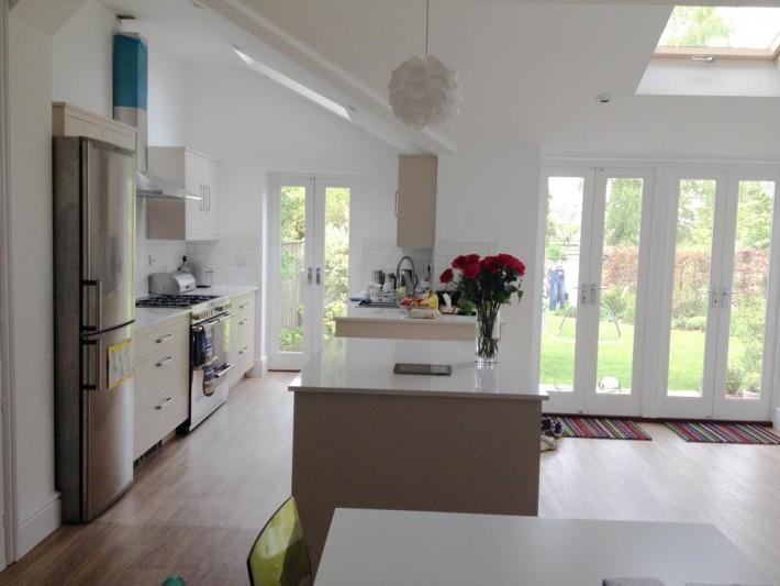 Kitchen Extension 8