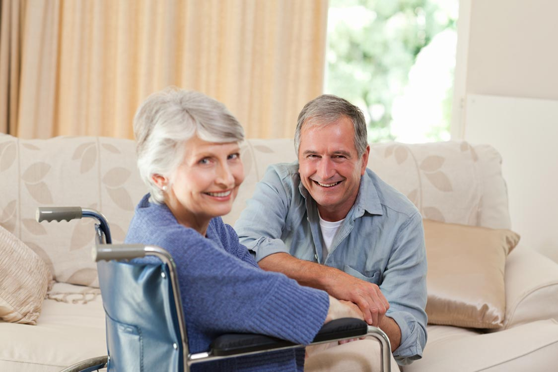 Sympathetic, tailor-made, home conversions for the disabled or elderly.